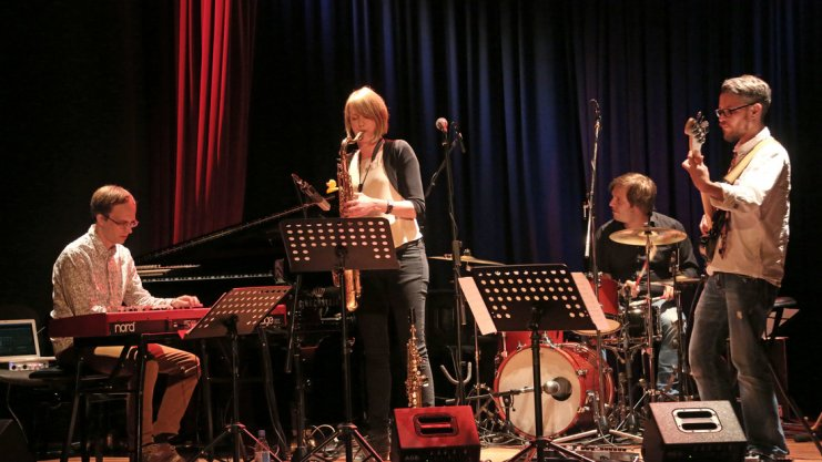 KA MA Quartet live in Osnabrück